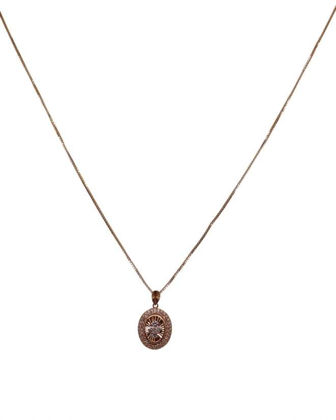 Blushing Love Necklace